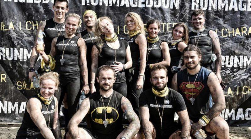 Runmageddon Rekrut 2016