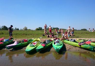 Kajakiem przez weekend – spływ Pilicą