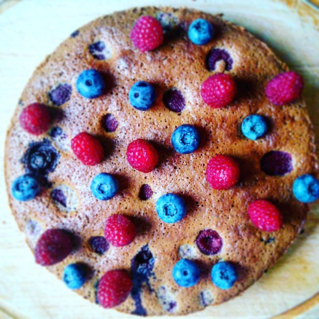 Ciasto bez tłuszczu - prosto z piekarnika