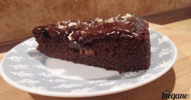 vege brownie Zabiegane.com