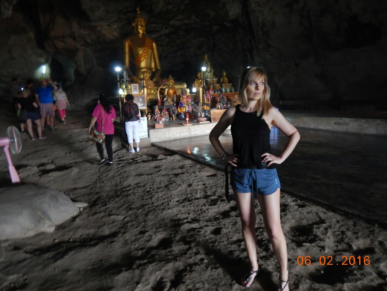 Jaskinia Tam Krasae