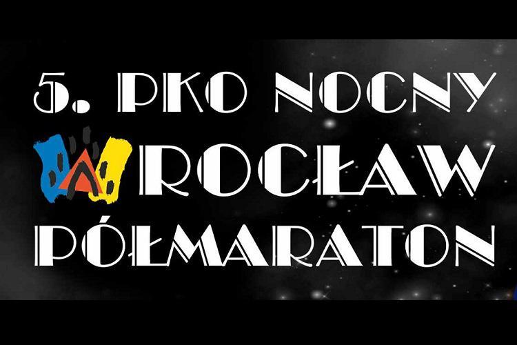 5. PKO Nozny Wrocław Półmaraton