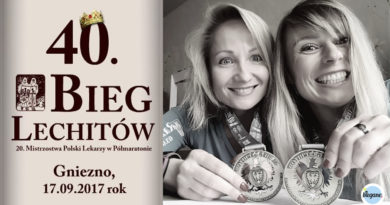 Półmaraton Gniezno Zabiegane.com
