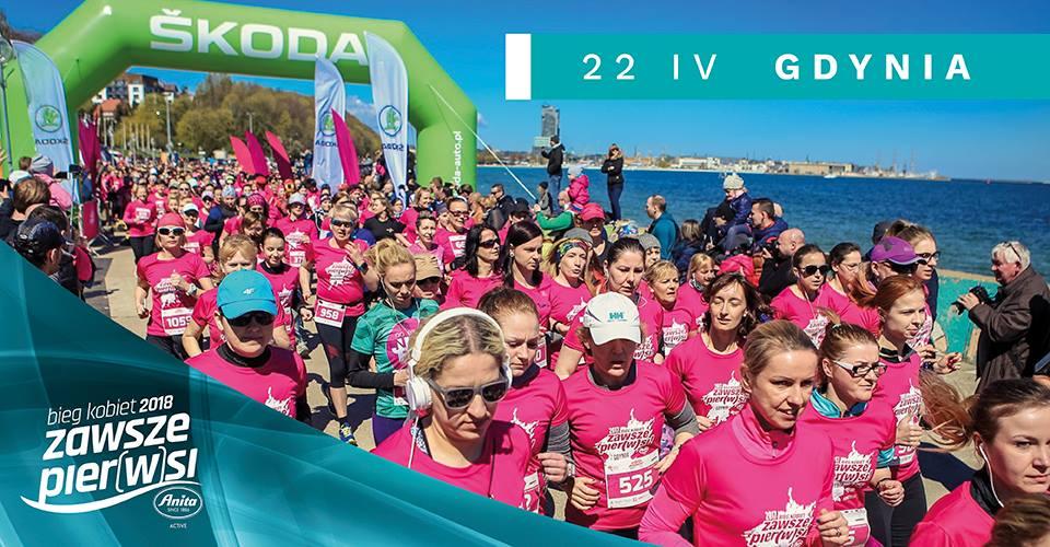 Bieg Kobiet Gdynia - Zabiegane.com