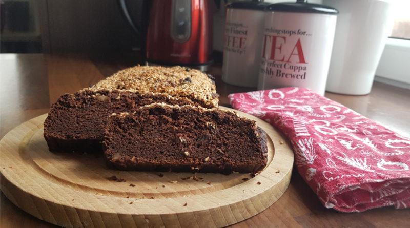 Fit ciasto czekoladowe Zabiegane.com