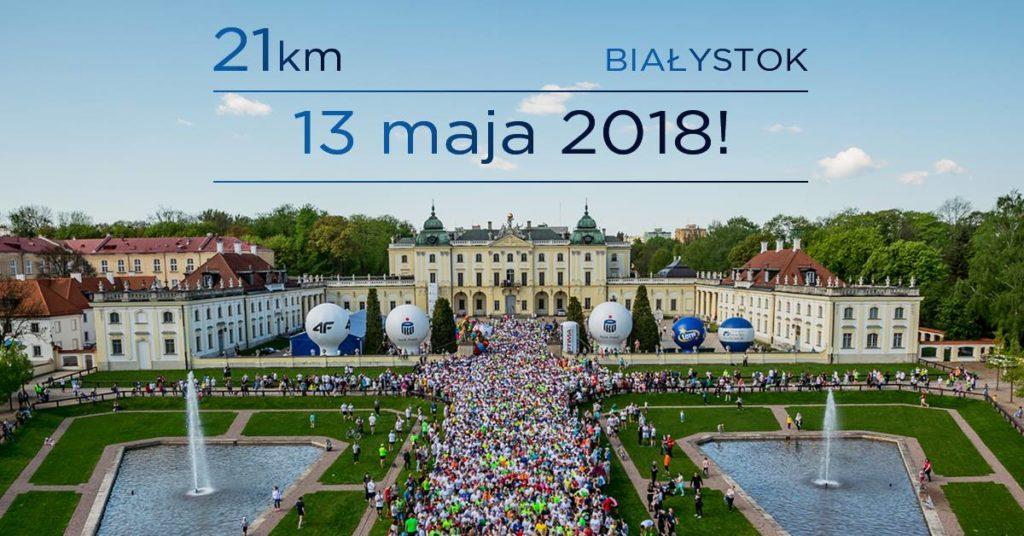Półmaraton Białystok 2018 - Zabiegane.com