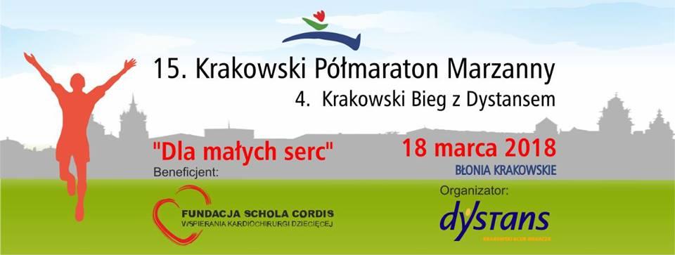 Krakowski Półmaraton Marzanny - Zabiegane.com