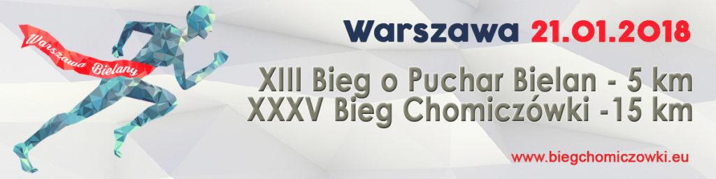 Bieg Chomiczówki Zabiegane.com