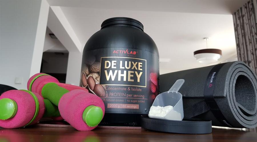 Schudnąć na odżywkach białkowych