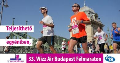 Budapest Half Marathon Zabiegane.com