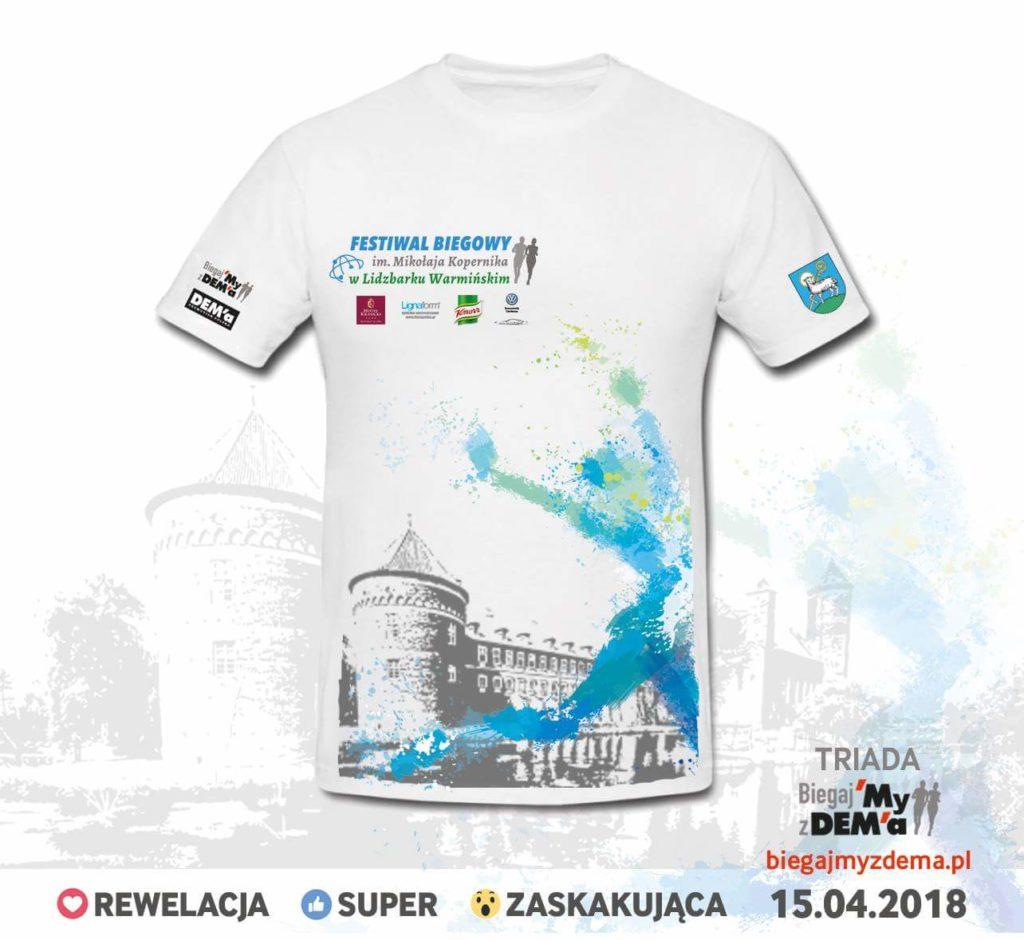 Koszulka Lidzbark Warmiński Zabiegane.com