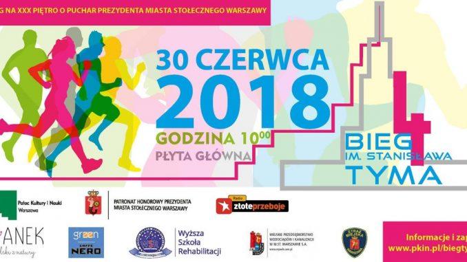 Bieg Stanisława Tyma Zabiegane.com