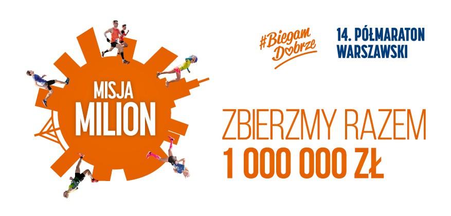 Półmaraton Warszawski Zabiegane.com