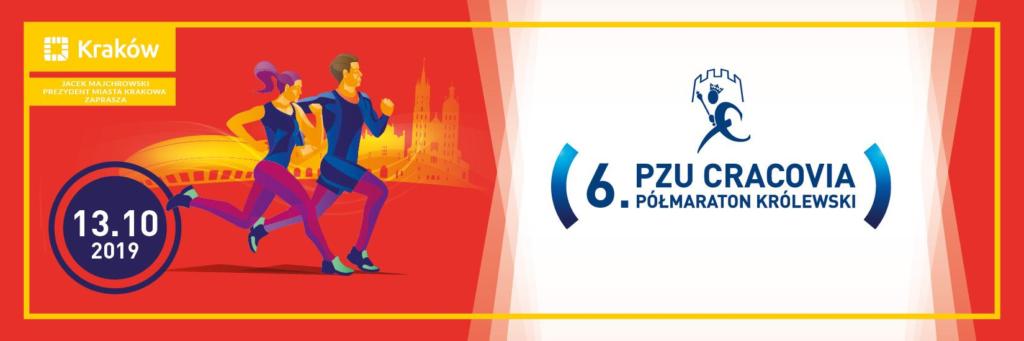 Cracovia Półmaraton Królewski Zabiegane.com