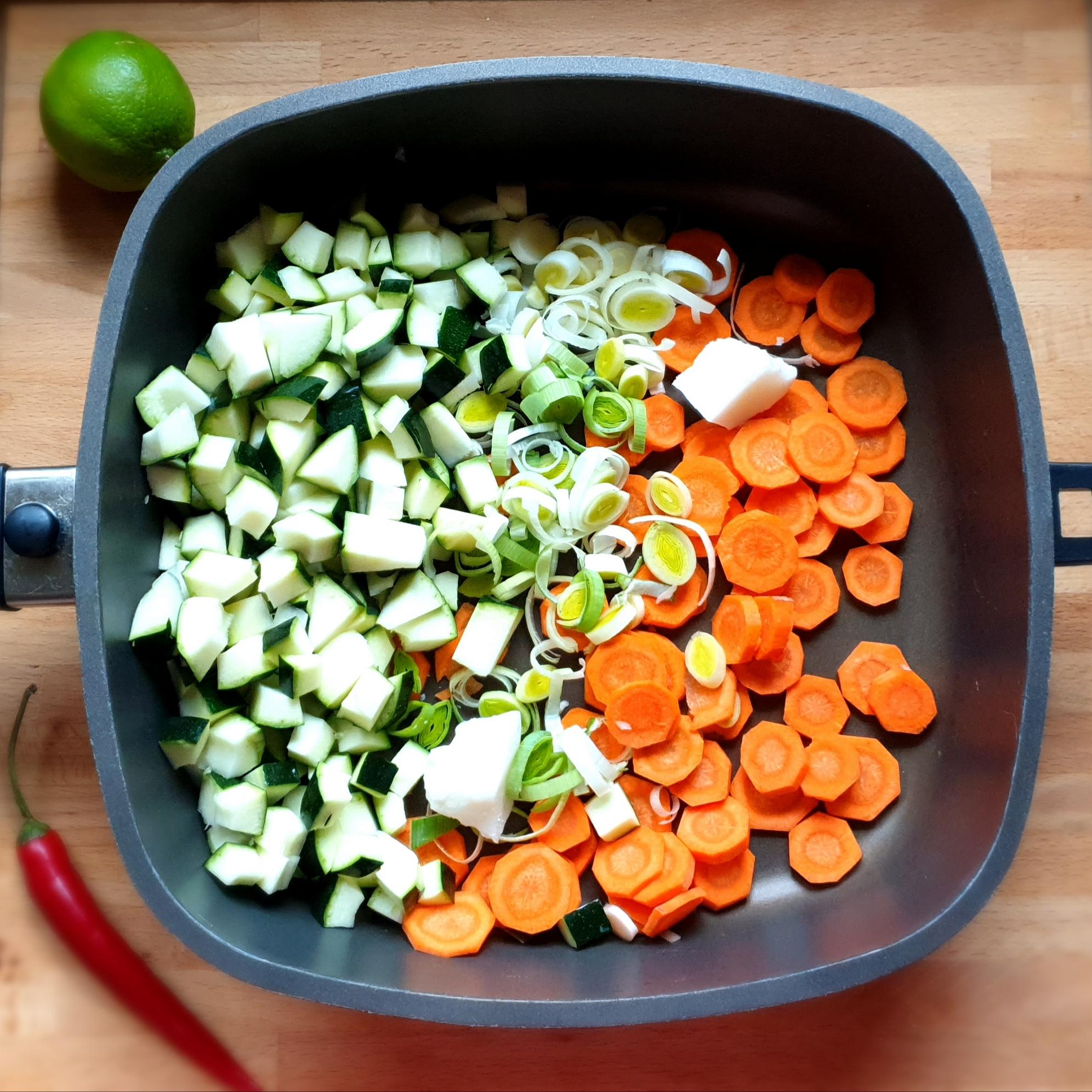 zielone curry Zabiegane.com